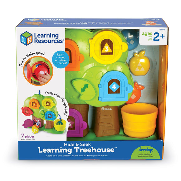 Hide & Seek Learning Treehouse