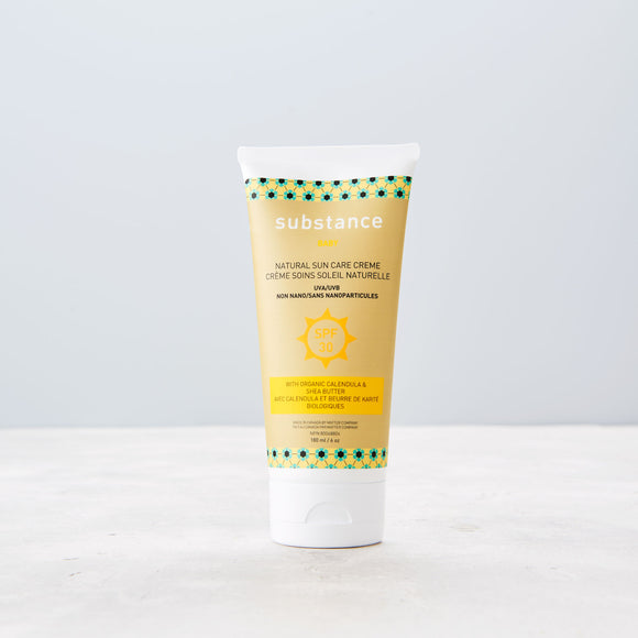 Substance Natural Sun Care Creme