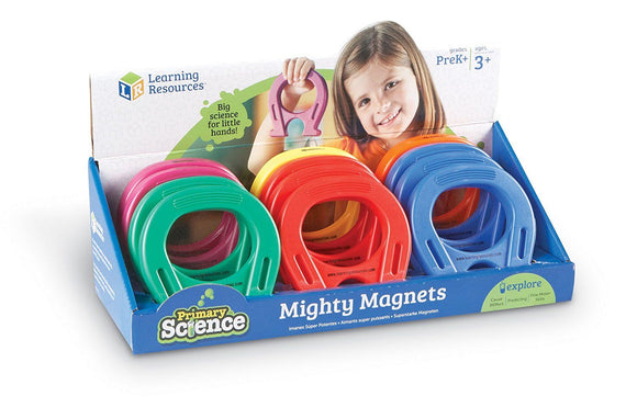Learning Resources Mighty Magnets