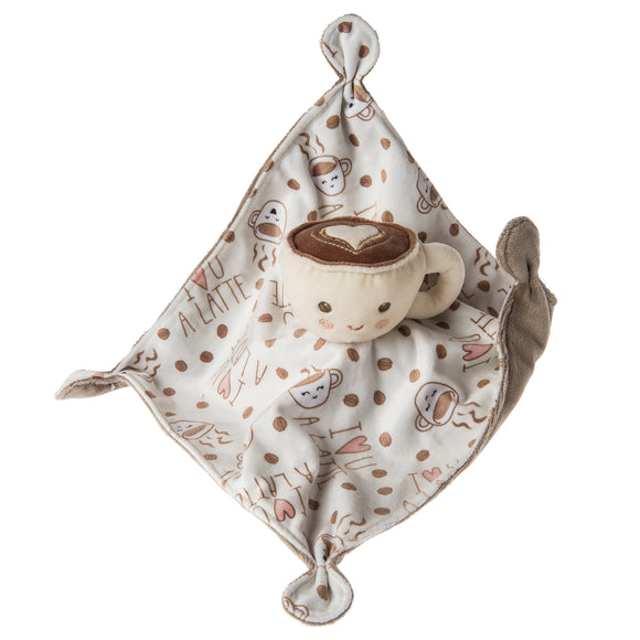 Mary Meyer Sweet Soothie Blanket- Sweet Latte