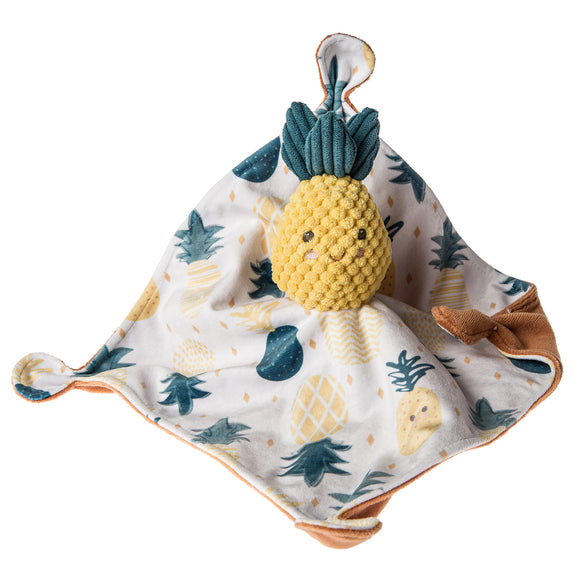 Mary Meyer Sweet Soothie Blanket- Sweet Pineapple