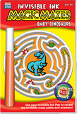 Yes & Know Invisible Ink Magic Mazes Baby Dinosaurs