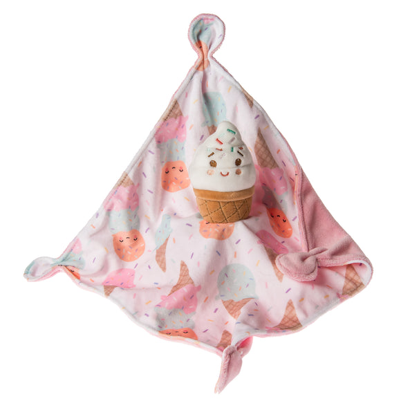 Mary Meyer Sweet Soothie Blanket- Sweet Ice Cream