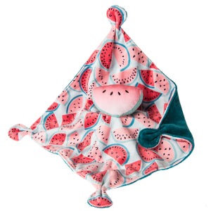 Mary Meyer Sweet Soothie Blanket- Sweet Watermelon