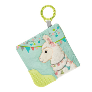 Mary Meyer Crinkle Teether Llama