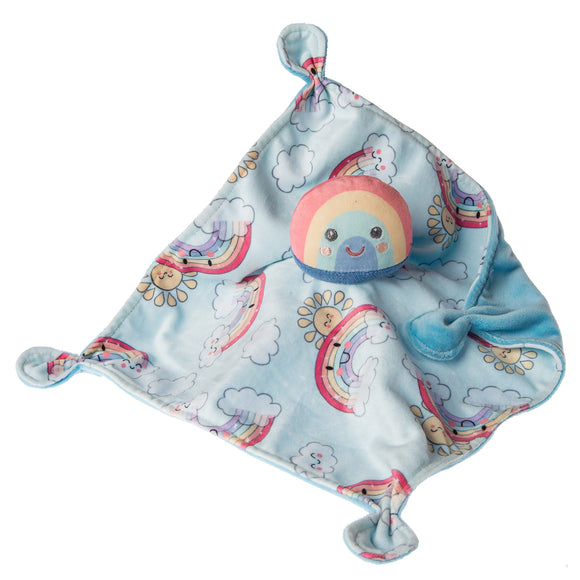 Mary Meyer Sweet Soothie Blanket- Sweet Rainbow