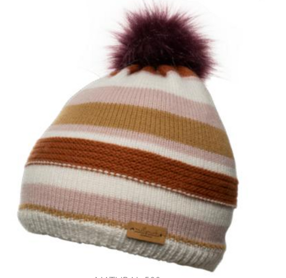 Millymook Winter Hat ABIGAIL Natural