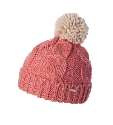 Millymook Winter Hat AMIRA Coral