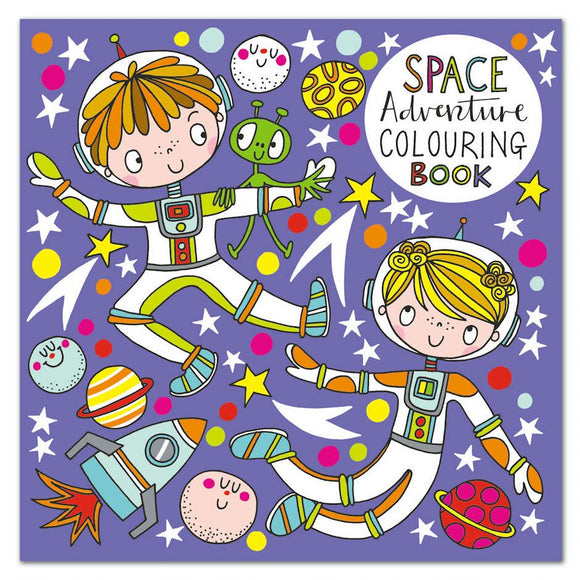 Colouring Book Space