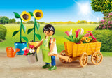 Playmobil 9082 City Life Shopping Florist