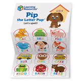 Learning Resources Pip the Letter Pup