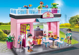 Playmobil 70015 City Life My Little Town My Cafe