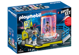 Playmobil 70009 SuperSet Galaxy Police Rangers