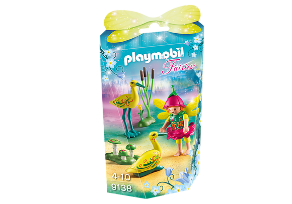 Playmobil 9138 Fairy Girl w/Storks