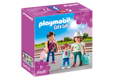 Playmobil 9405 City Life Shopping Shoppers