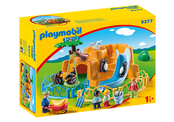 Playmobil 123, 9377 Zoo
