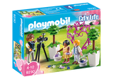 Playmobil 9230 City Life Wedding Children w/Photographer
