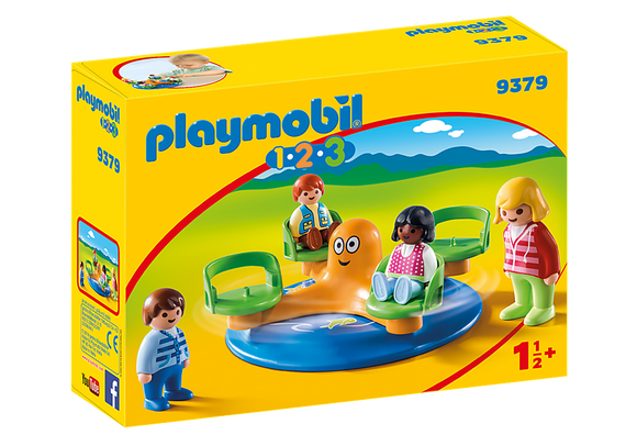 Playmobil 123, 9379 Children's Carousel