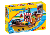 Playmobil 123, 9118 Pirate Ship