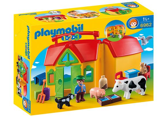 Playmobil 123, 6962 My Take Along Farm