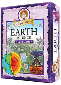 Professor Noggin's Earth Science Card Game