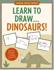 Learn to Draw... Dinosaurs!