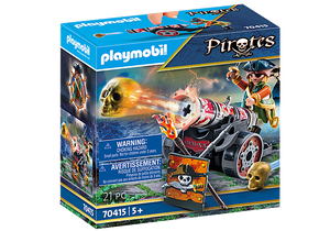 Playmobil 70415 Pirates Pirate w/Cannon