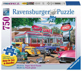 Ravensburger 750pc Large Format Puzzle Meet you at Jack's