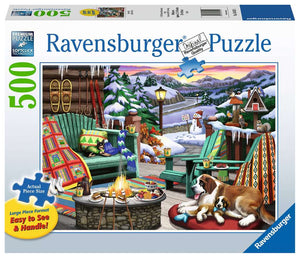 Ravensburger 500pc Large Format Puzzle Apres all Day