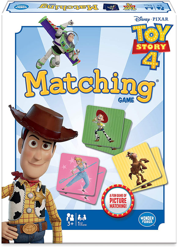 Disney Toy Story 4 Matching Game