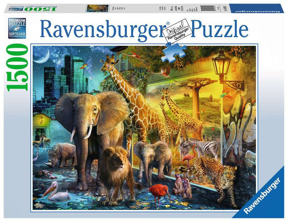 Ravensburger 1500pc Puzzle 16362 The Portal