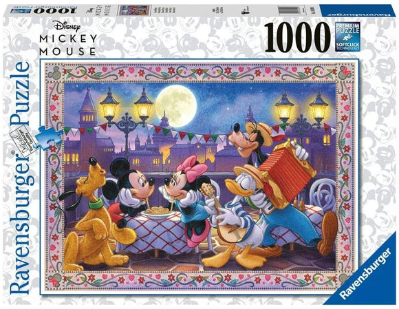 Ravensburger 1000pc Puzzle 16499 Mosaic Mickey