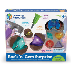 Learning Resources Rock 'n' Gem Surprise