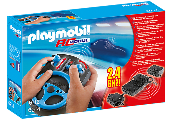 Playmobil 6914 Remote Control Set 2.4 GHz