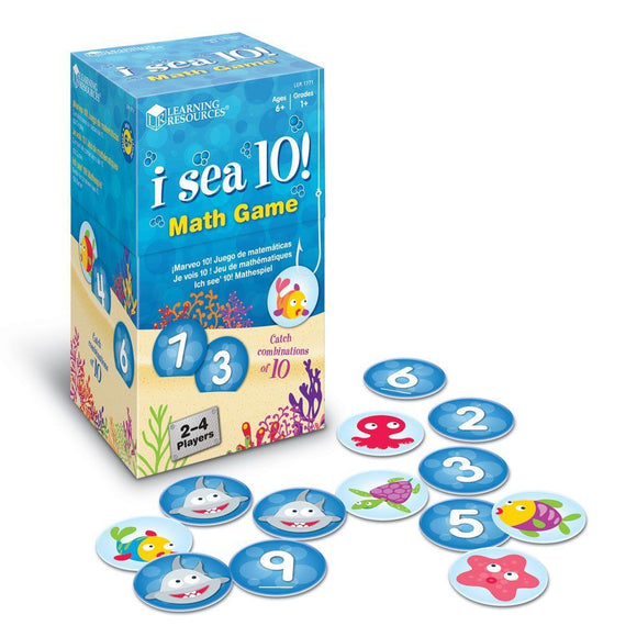 Learning Resources I Sea 10! Game