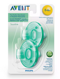 Avent Soothie Pacifier 2pk green
