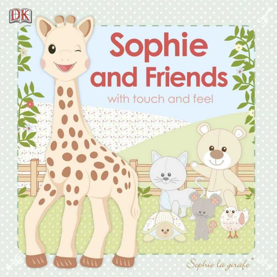 Sophie la Girafe : Sophie and Friends Book