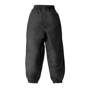 Splashy Nylon Rain Pant Black