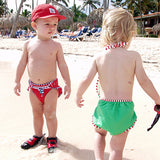 Kushies Swim Diaper Sailboats