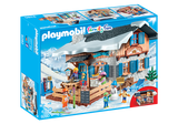 Playmobil 9280 Family Fun Winter Sports Ski Lodge