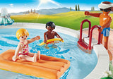 Playmobil 9422 Family Fun Summer Villa Swimming Pool