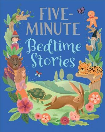 Five-Minute Bedtime Stories Book