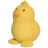 Tikiri Natural Rubber Rattle Chick