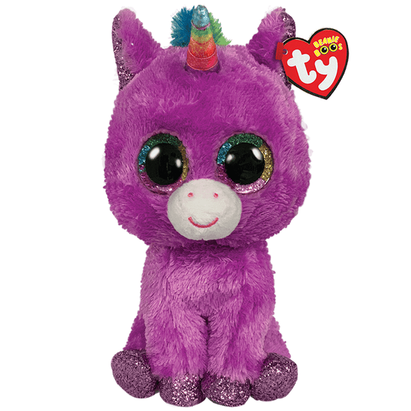 Ty ROSETTE the Purple Unicorn