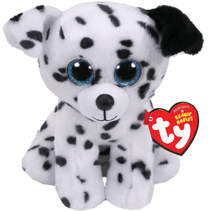 Ty CATCHER the Dalmation small 8""
