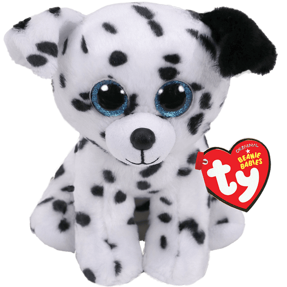 Ty CATCHER the Dalmation small 8