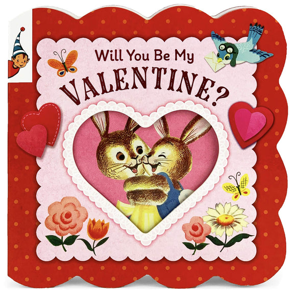 Will You Be My Valentine? Book