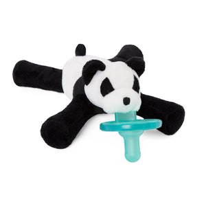 Wubbanub Pacifier holder Panda