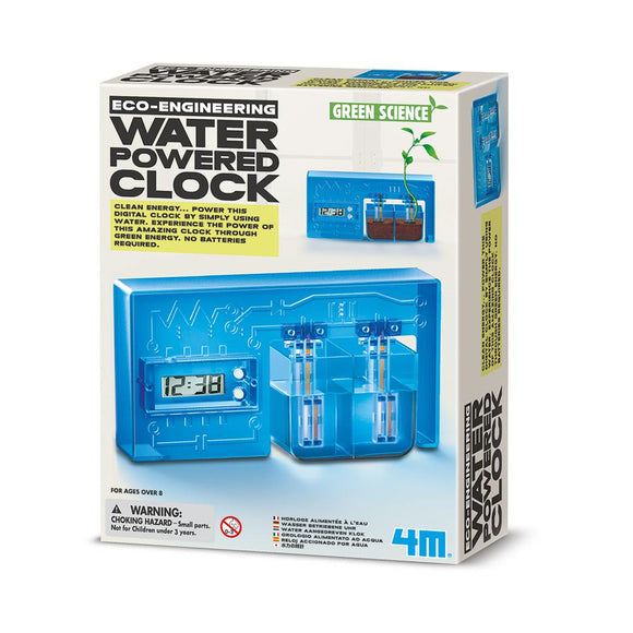 4m 3411 Green Science Water Clock
