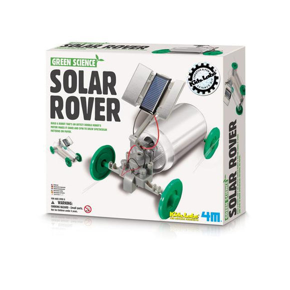 4m 3286 Green Science Solar Rover